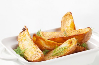 Картошка в аэрогриле: рецепты - Potato wedges.jpg