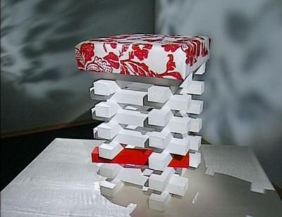 Необычные, эксклюзивные кухонные табуреты - 04 Кухонный табурет.jpg