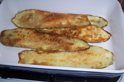 Жареные кабачки с чесноком - 100_7259.JPG