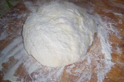 Пирожки и пицца на быстром дрожжевом тесте - 100_7324.JPG