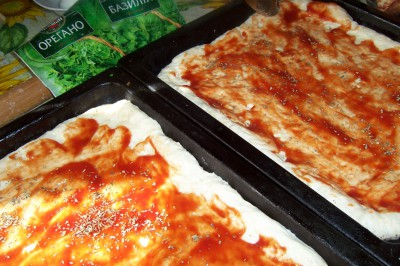 Пирожки и пицца на быстром дрожжевом тесте - 100_7328.JPG