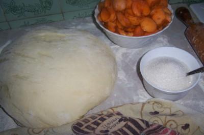 Пирожки и пицца на быстром дрожжевом тесте - 100_7617.JPG