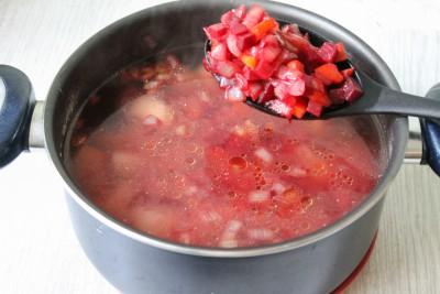Борщ из молодых овощей с зажаркой - 9.jpg