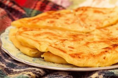 Хачапури на сковороде или сырный хлеб - 02 khachapuri.jpg