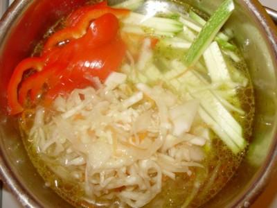 Постный суп лагман  - P2010608.JPG