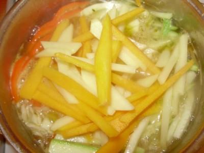 Постный суп лагман  - P2010615.JPG