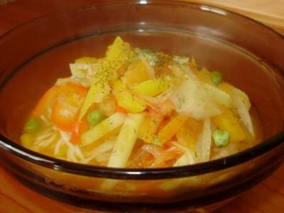 Постный суп лагман  - P2010630.JPG