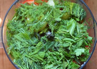 Рыба с зеленью запечённая в духовке - DSC_0436.JPG