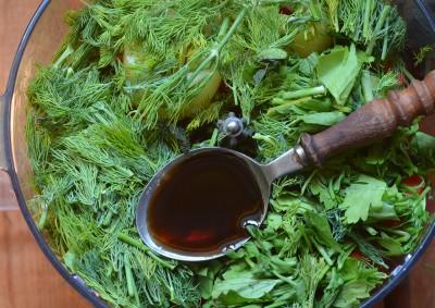 Рыба с зеленью запечённая в духовке - DSC_0437.JPG