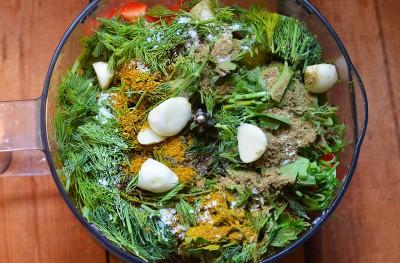 Рыба с зеленью запечённая в духовке - DSC_0440.JPG