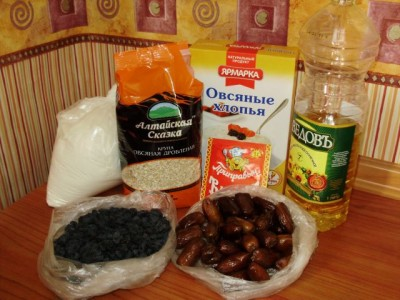 Овсяное печенье без сахара - P2020702.JPG