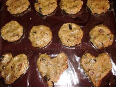 Овсяное печенье без сахара - P2020688.JPG