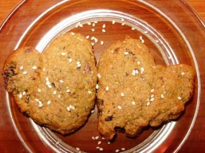 Овсяное печенье без сахара - P2020693.JPG