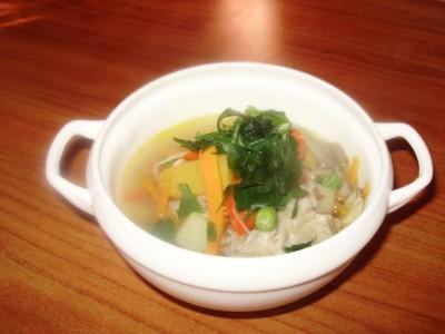 Фоторецепт: постный суп с вешенками и гречкой - P1140457.JPG