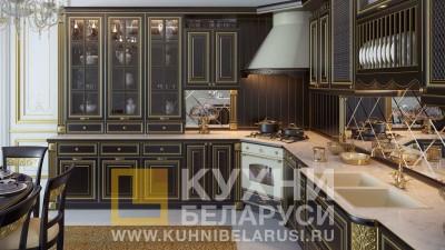 Какой цвет кухни Вы выбираете? - Кухня черная 2.jpg