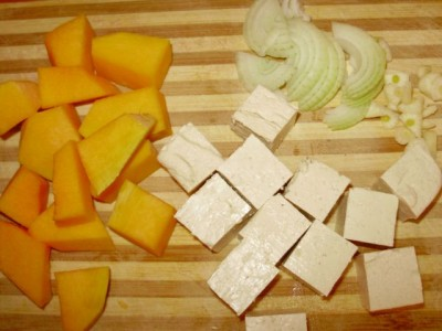 Жареный тофу с тыквой - P2040708.JPG