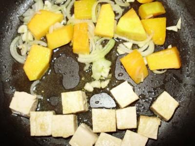 Жареный тофу с тыквой - P2040713.JPG