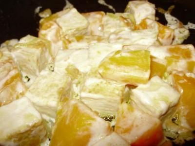 Жареный тофу с тыквой - P2040717.JPG