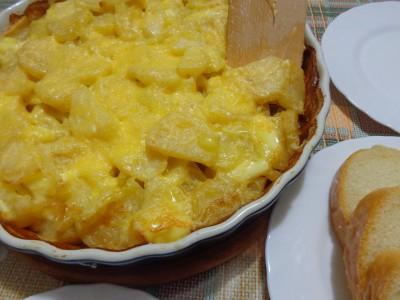 Запеченный картофель и рецепты с ним - DSC02487.JPG