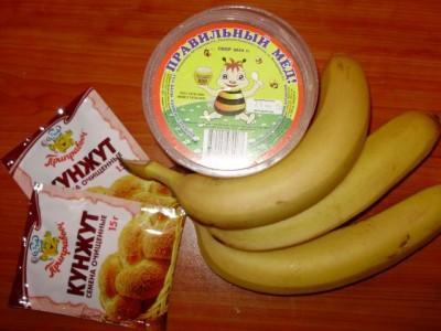 Фоторецепт: банановый десерт с кунжутом - P2070821.JPG