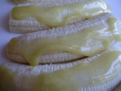Фоторецепт: банановый десерт с кунжутом - P2070785.JPG