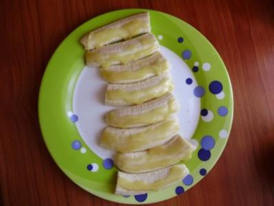 Фоторецепт: банановый десерт с кунжутом - P2070781.JPG