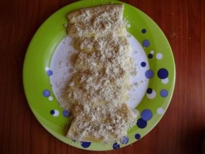Фоторецепт: банановый десерт с кунжутом - P2070786.JPG