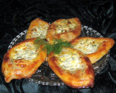 Хачапури на сковороде или сырный хлеб - IMG_1946.JPG