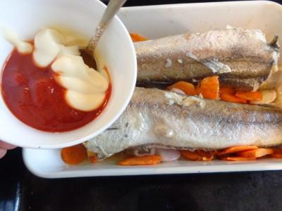 Фоторецепт: рыба с овощами - DSC02810.JPG