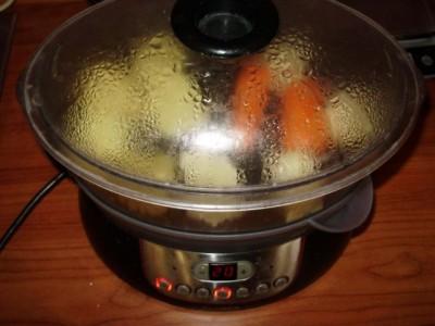Кукурузный салат со свежим огурцом - P2160992.JPG