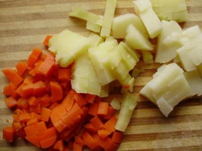 Кукурузный салат со свежим огурцом - P2161003.JPG