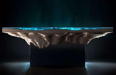Морская бездна у вас в столе. Украшаем кухонный интерьер - 1.jpg