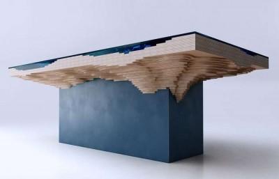 Морская бездна у вас в столе. Украшаем кухонный интерьер - 2.jpg