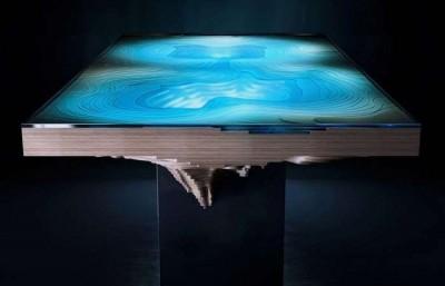 Морская бездна у вас в столе. Украшаем кухонный интерьер - 3.jpg