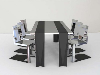 Морская бездна у вас в столе. Украшаем кухонный интерьер - 0.jpg