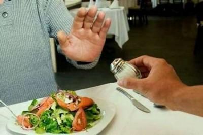 Учёные: диеты с низким содержанием соли опасны - 0.jpg