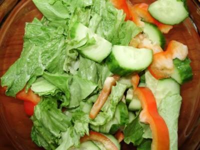 Свежий салат. Фоторецепт - P2191065.JPG