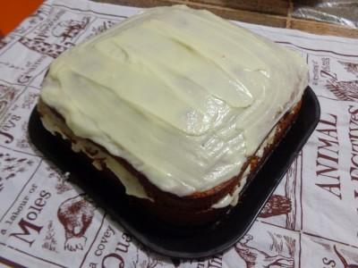 Торт Сметанник - DSC03146.JPG