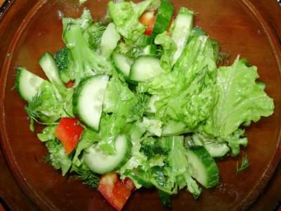 Свежий салат. Фоторецепт - P2250057.jpg
