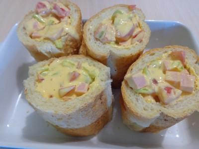 Рецепты приготовления бутербродов на скорую руку - DSC03183.JPG