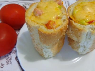 Рецепты приготовления бутербродов на скорую руку - DSC03188.JPG