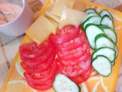 Рецепты гамбургеров и чизбургеров домашнего приготовления  - DSC03396.JPG