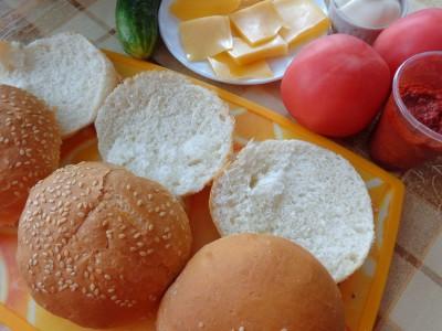 Рецепты гамбургеров и чизбургеров домашнего приготовления  - DSC03387.JPG