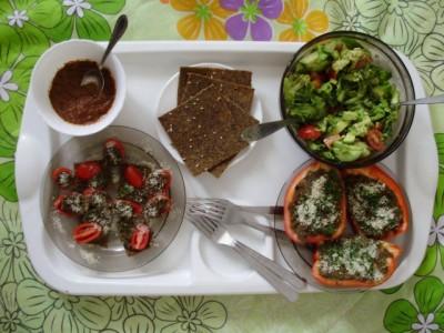Сыроедческий обед - P2270272.JPG