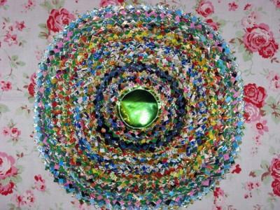 Настенные коврики из конфетных оберток - 07_kovrik.JPG