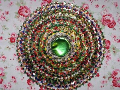 Настенные коврики из конфетных оберток - 08_kovrik.JPG