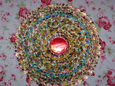 Настенные коврики из конфетных оберток - 10_kovrik.JPG
