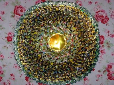 Настенные коврики из конфетных оберток - 14_kovrik.JPG