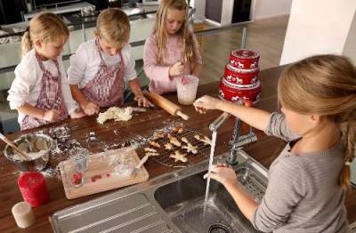 Кухонные смесители от Grohe 2016: чувствительность и комфорт - 7.jpg