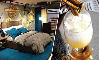 Пивной душ и джакузи: новый крафтовый отель в Колумбусе - 10.jpg